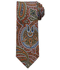 Heritage Collection Ornate Paisley Tie