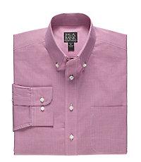 Traveler Buttondown Tailored Fit Long Sleeve Sportshirt