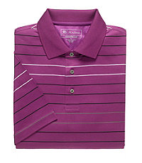 David Leadbetter Fast Dry Pattern Polo
