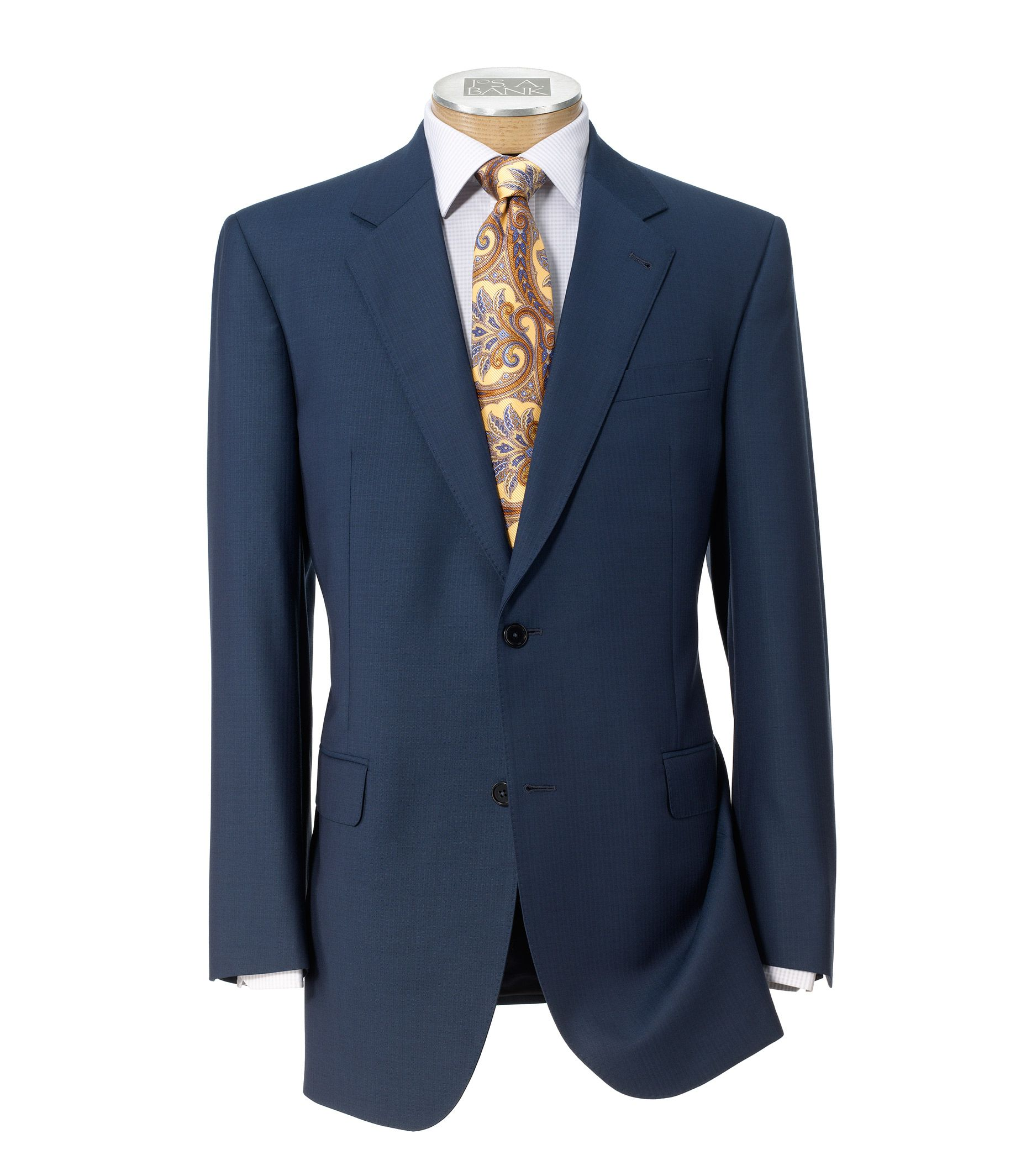 navy blue and gold suit dress yy