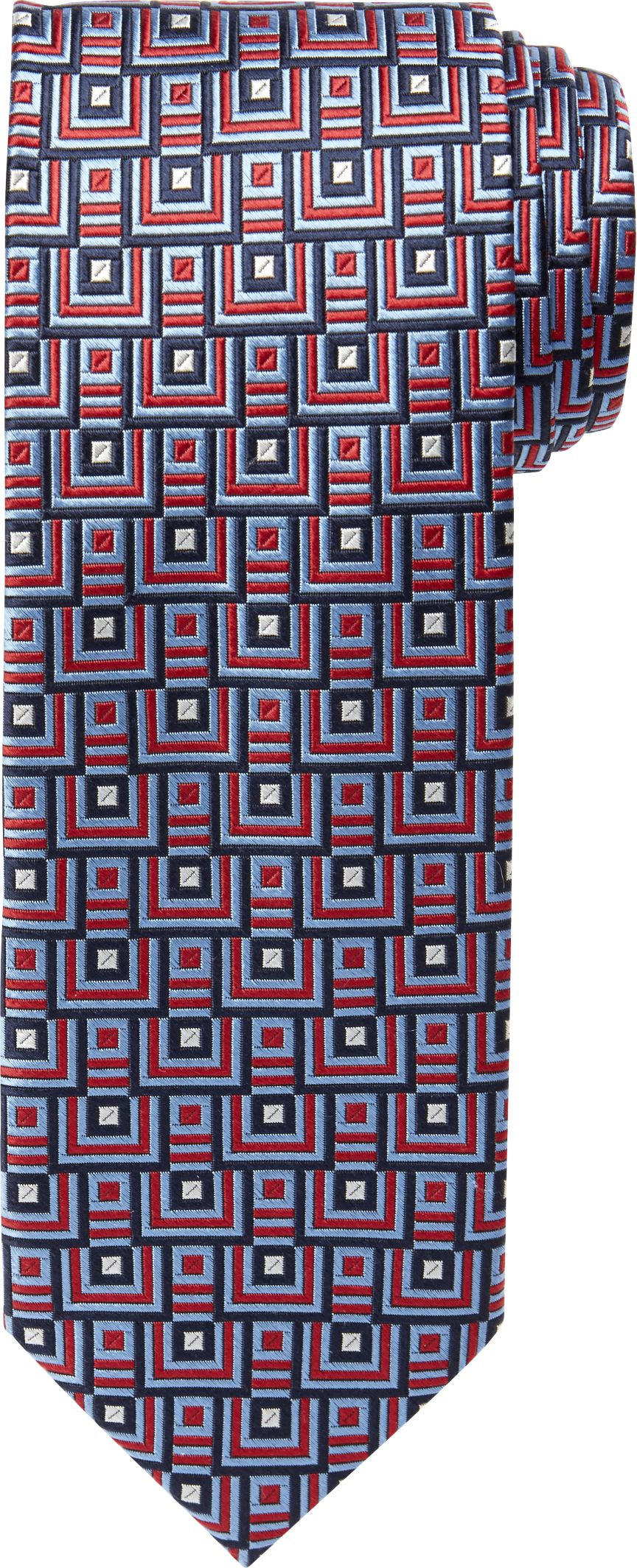 Heritage Collection Overlap Squares Tie