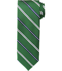 Heritage Collection Thin Alternating Stripe Tie