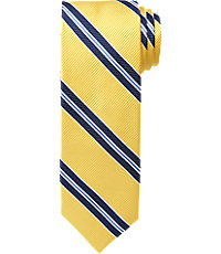 Heritage Collection Wide Repp Stripe Tie