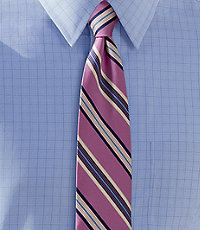Heritage Collection Multi Repp Stripe Tie