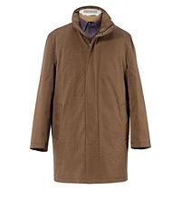 Jos. A. Bank Mens Joseph Tailored Fit Raincoat