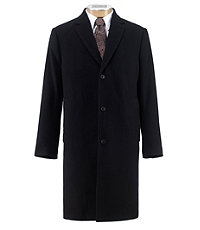 Executive Full Legnth Topcoat Extended Sizes