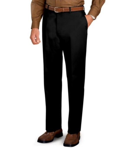 Jos. A. Bank Traveler Slim Fit Twill Plain Front Pant