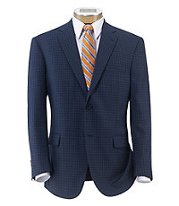 Traveler Tailored Fit 2-Button Sportcoat Big and Tall