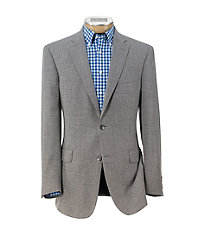 Traveler Tailored Fit 2 Button Sportcoat Extended Sizes