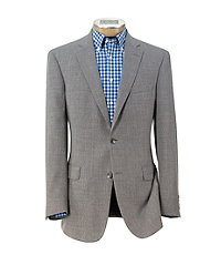 Traveler Tailored Fit Wool Sportcoat Big and Tall
