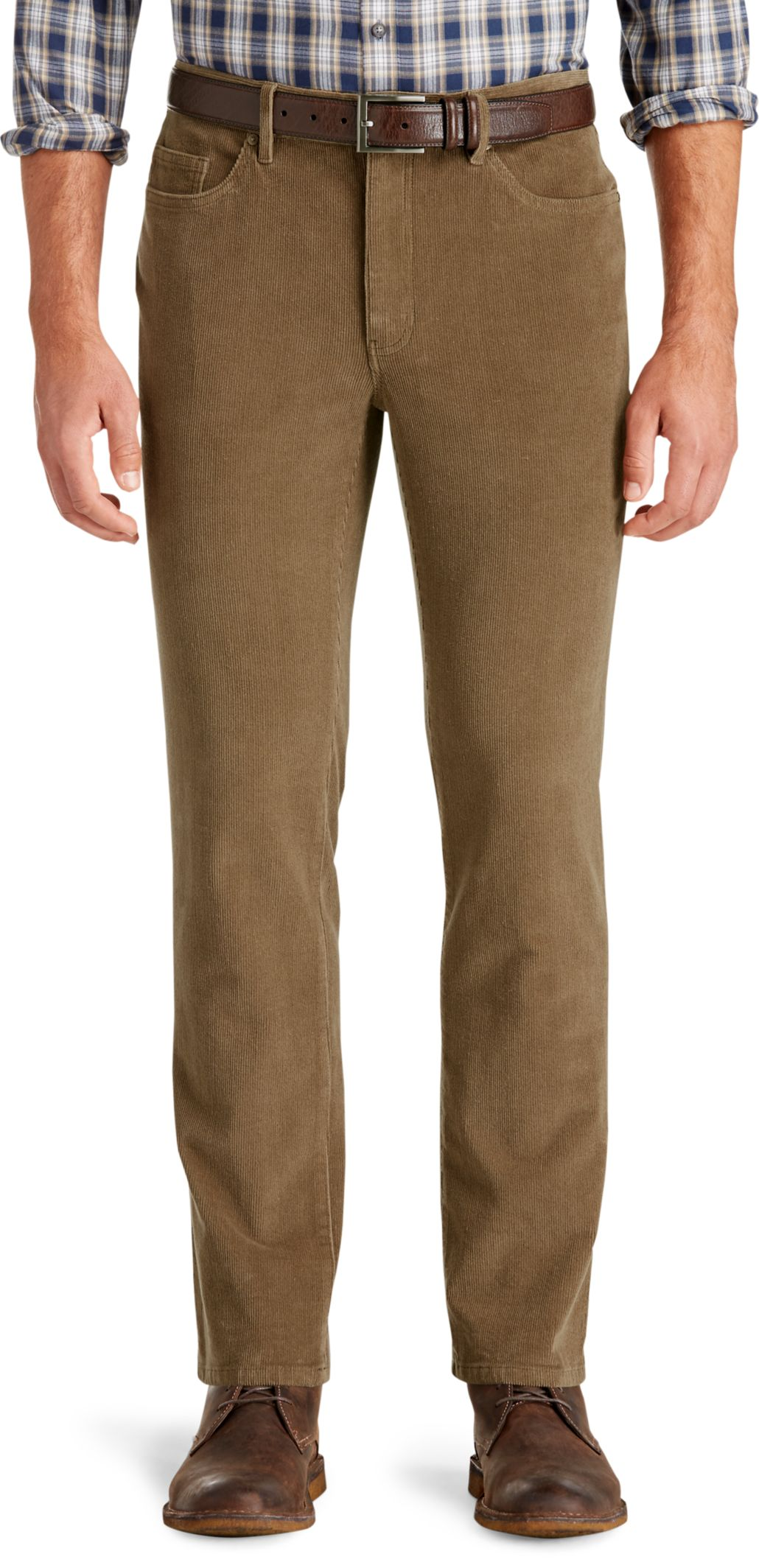 Can Pleated Pants Be Tailored To Flat Front