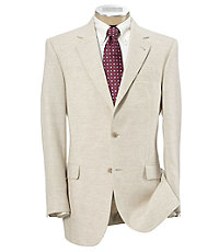Tailored Fit Tropical Blend Sportcoat
