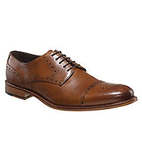 Owings Perf Cap Toe Shoe by Joseph Abboud