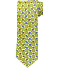 Heritage Collection Tossed Florettes Tie