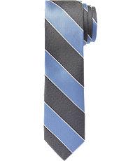 Joseph Slim Wide Stripe Tie