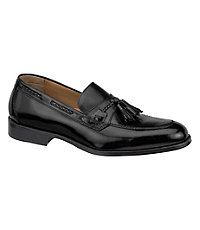 Stratton Tassel Shoe by Johnston & Murphy