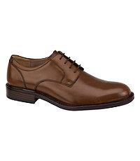 Tabor Plain Toe Shoe by Johnston and Murphy