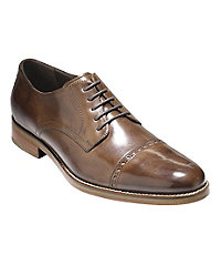 Preston Cap Toe Shoe by Cole Haan