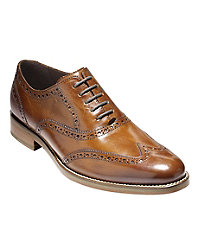 Preston Wingtip Shoe by Cole Haan