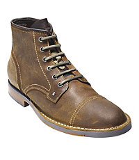 Weston Lace Boot by Cole Haan