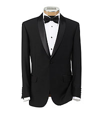 Joseph Slim Fit Two Button Tuxedo with Plain Front Trousers Extended Size