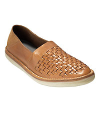 Lewis Woven Loafer Shoe By Cole Haan
