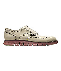 Zerogrand Wing Oxford Shoe By Cole Haan