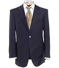 Signature Gold 2-Button Tailored Fit Blazer