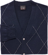 Click here for Signature Merino Cardigan Mens Sweater CLEARANCE prices