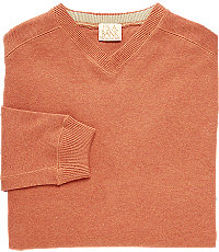 Click here for VIP Collection French Terry V-Neck Mens Sweater CL... prices