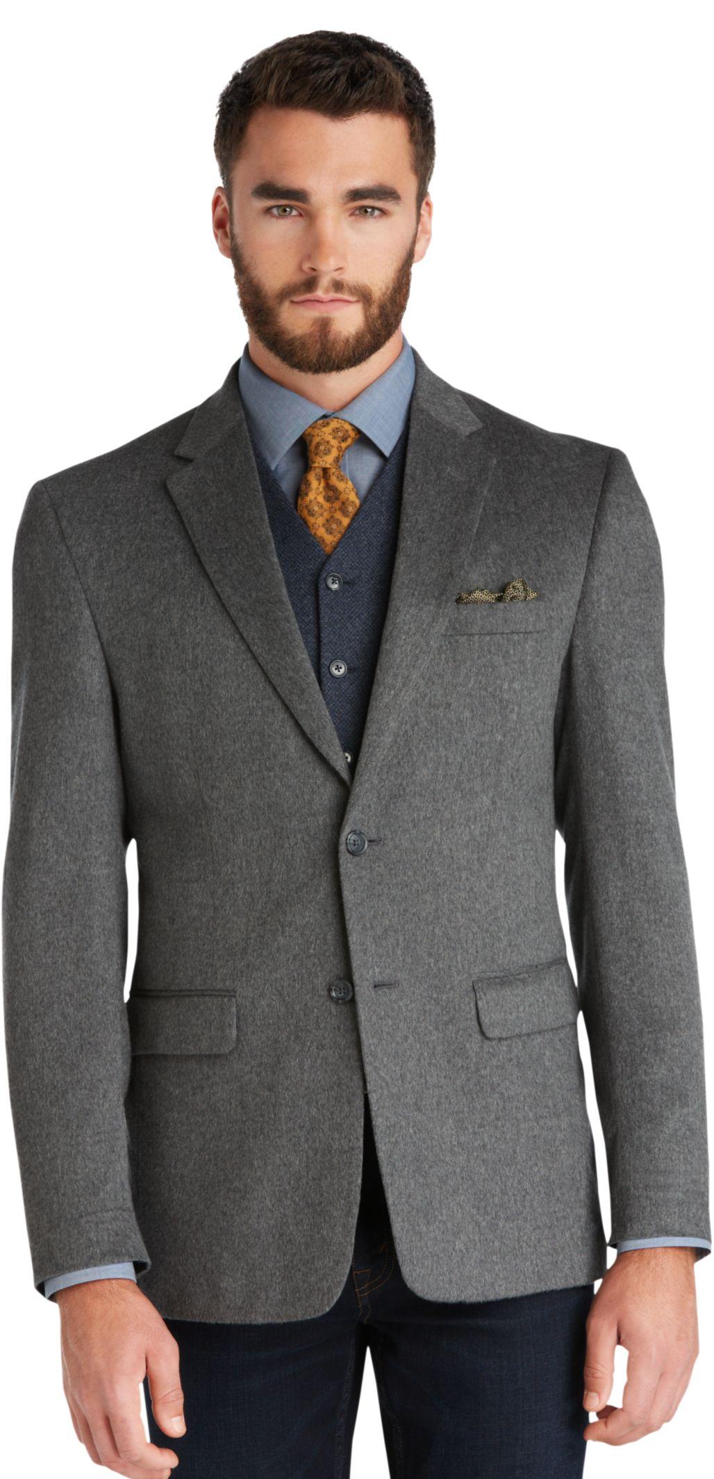 JoS. A. Bank Executive 2-Button Sportcoat