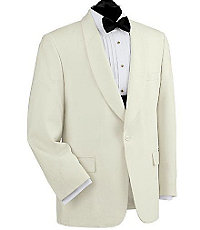 White Dinner Tuxedo Jacket Big and Tall Sizes $610.00 AT vintagedancer.com
