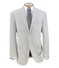 Tropical Blend 2-Button Tailored Fit Sportcoat Big and Tall Sizes