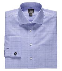 Executive Tailored Fit Spread Collar Dress Shirt Big and Tall
