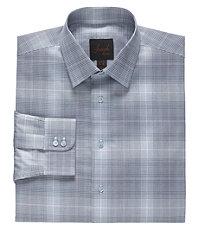 Joseph Spread Collar Slim Fit Dress Shirt Big and Tall Sizes