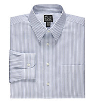 Traveler Tailored Fit Point Collar Dress Shirt Big and Tall Sizes