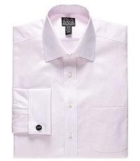 Signature Slim Fit Spread Collar/French Cuff Dress Shirt Big and Tall