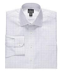 Traveler Slim Fit Spread Collar Dress Shirt Big and Tall Sizes