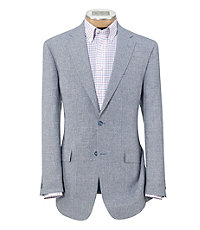 Tailored Fit Tropical Blend Sportcoat Big and Tall