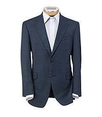 Executive 2-Button Patterned Sportcoat Big and Tall
