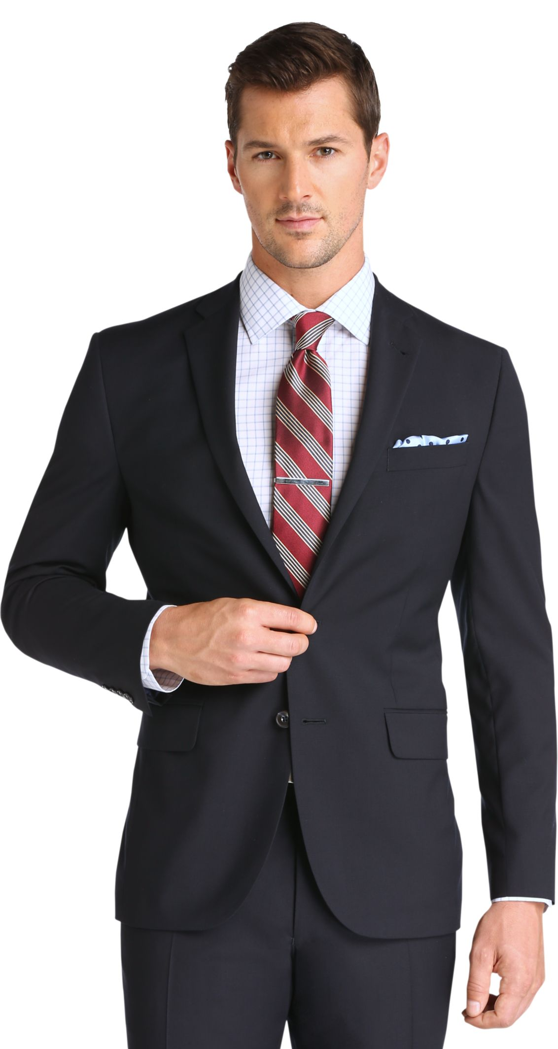 100% Wool Slim Fit Suit Separate Jacket - Men's Suits | JoS. A. Bank