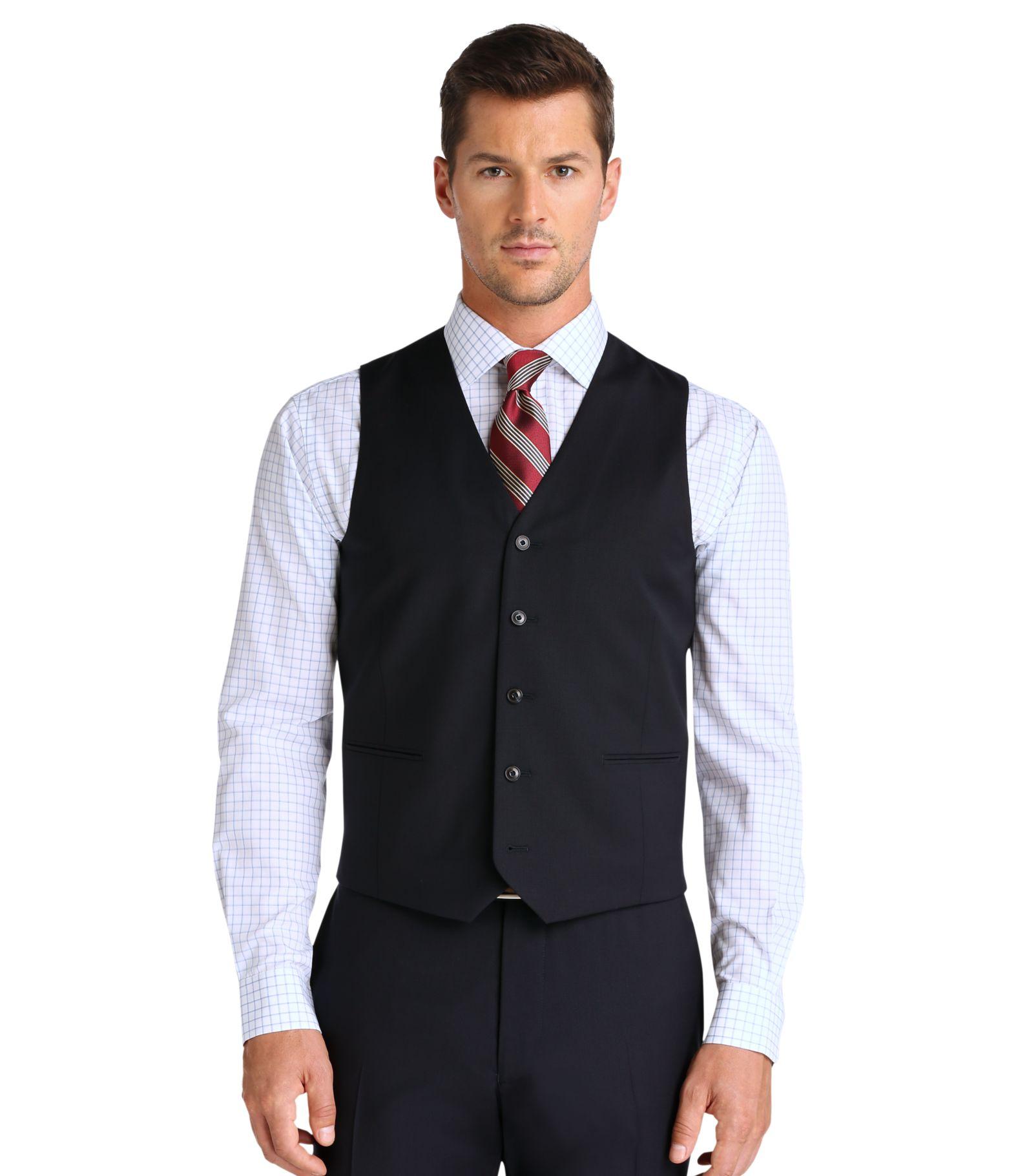 Male Casual Fashion Vest