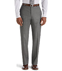 Joseph Abboud Suit Separate Plain Front Trousers