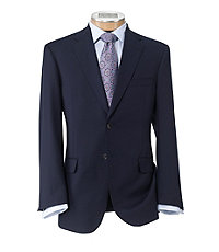 Signature Gold 2-Button Tailored Fit Wool Suit Big and Tall