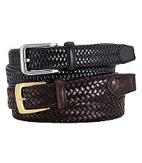 Tubular Braid Casual Belt Big and Tall