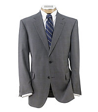 Signature Fashion Suit with Pleated Trousers Big/Tall