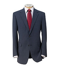Executive 2 Button Tailored Fit Suit Plain Front Trousers Big/Tall