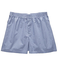Gingham Boxers Big/Tall