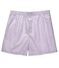 Striped Boxers Big/Tall