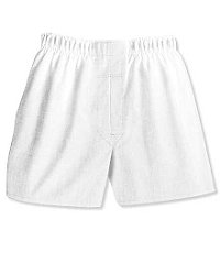 Classic Cotton Broadcloth Boxers Big/Tall